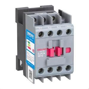 DELIXI/德力西 CJX2s交流接触器 CJX2s-9511  220V/230V 50/60Hz 3P 1个