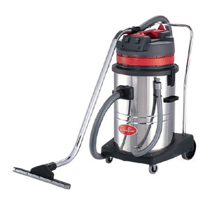 CHAOBAO/超宝 不锈钢桶吸尘吸水机(红色) CB60-2 AC220V 2000W 60L 高度90cm 电源线长8m 1台