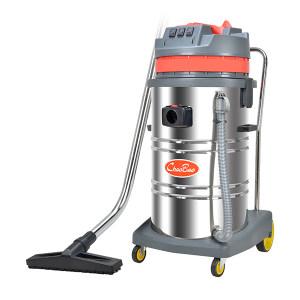 CHAOBAO/超宝 不锈钢桶吸尘吸水机(红色) CB80-3 AC220V 3000W 80L 高度100cm 电源线长8m 1台