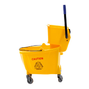 CHAOBAO/超宝 单桶榨水车 B-040 36L 黄色 尺寸55×39×91cm 1台
