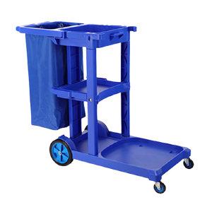 CHAOBAO/超宝 多用途清洁手推车 D-11 114×51×98cm 蓝色 1台