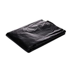XLK/小箩筐 黑色平口垃圾袋(新料) LH7080-50只装 70×80cm 厚度2丝 50只 1包