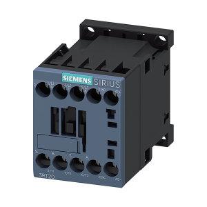 SIEMENS/西门子 3RT2系列接触器 3RT2017-1BB42 3P 额定工作电流12A 线圈额定控制电压DC24V 1个