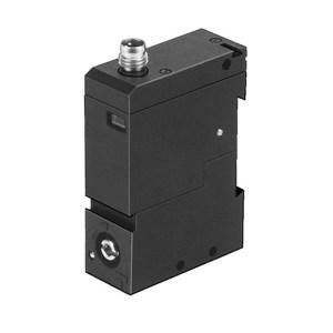 FESTO/费斯托 PEV系列压力开关 PEV-W-S-LED-GH 压力范围0~8bar 接口M5 DIN插座式 1个
