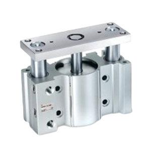 SMC MGPM系列薄型带导杆气缸 MGPM12-40Z 缸径12mm 行程40mm 附磁石 1个