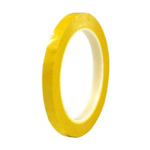 SAFEWARE/安赛瑞 桌面定位划线胶带 14407 黄色 10mm*66m 1卷