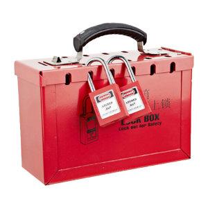 SAFEWARE/安赛瑞 便携式共锁箱 37027 不含配件 1个