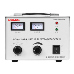 DELIXI/德力西 GCA-H系列硅整流充电机 GCA-H  6-24V/10A 1个