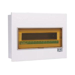 DELIXI/德力西 CDPZ系列照明配电箱 CDPZ30s-6 回路 明装式 1.0 1个