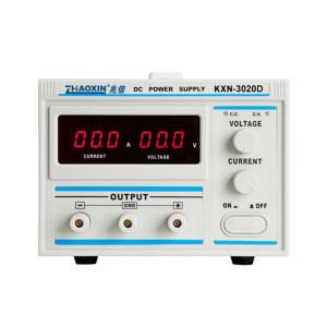ZHAOXIN/兆信 大功率开关型直流稳压电源 KXN-3020D 1台