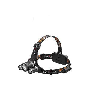 SUPFIRE/神火 头灯(含电池充电器) HL33 功率10W 光通量1100lm 1套