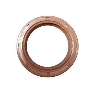 NAK/茂顺 内包骨架油封 氟胶 双唇TC 80×105×12mm NAK30003001642 1个 1包