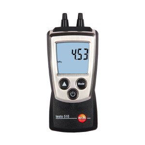 TESTO/德图 迷你型差压测量仪 testo 510 量程0~100hPa 1台