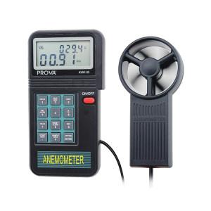TES/泰仕 测温度 风速 风量计 AVM-05 1台