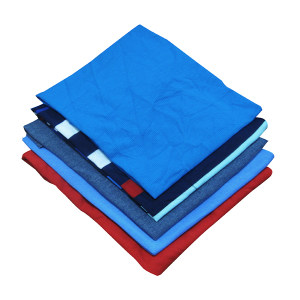 JS/锦盛 四零花抹布 JS-MB1208 5kg 宽度40cm左右 长度70cm以内 棉成分90%以上 1包