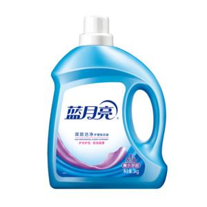 LYL/蓝月亮 深层洁净护理洗衣液 6902022135514 3kg 薰衣草香 1瓶