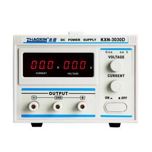 ZHAOXIN/兆信 大功率直流稳压电源 KXN-3030D 输出电压:0-30V 1台