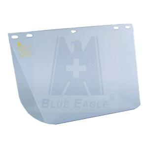 BLUE EAGLE/蓝鹰 无铝边PC防护面屏 FC48N 适配B1&A系列面屏支架 1个