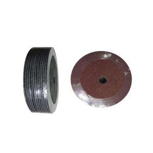"SHARPNESS/犀利 钢纸磨片 SH-GZP-6-80 6""(150mm)×22.2mm P80 10片 1包"