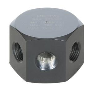 ENERPAC/恩派克 六角形油路块(6接口) A66 1个