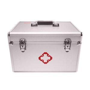 CROR/科洛 急救箱 ZS-L-014A 标准配置 132件 1箱