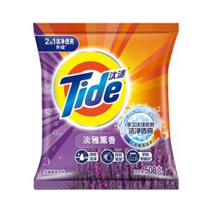 TIDE/汰渍 洁净薰香洗衣粉 6903148141922 508g 1袋