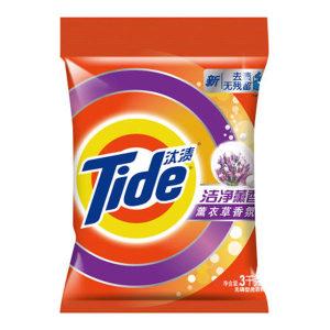 TIDE/汰渍 洁净薰香洗衣粉 6903148141915 3kg 1袋