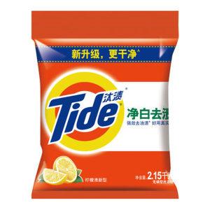 TIDE/汰渍 净白去渍洗衣粉 6903148114865 2.15kg 柠檬清新型 1袋
