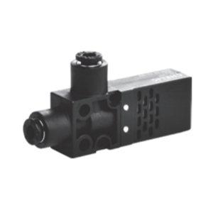 CHELIC/气立可 真空发生器 VAB-1206 最高真空压力100~600MPa 压缩空气接口G1/4 排气接口G1/4 真空接口G1/4 1个
