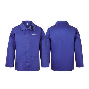 AP/友盟 蓝色阻燃服上衣 6830 2XL 1件