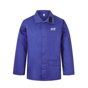 AP/友盟 蓝色阻燃服上衣 6830 3XL 1件