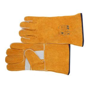 AP/友盟 金黄色护掌烧焊手套 2008 XL 35cm 1副