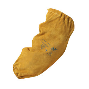 AP/友盟 金黄色全皮袖套 9116 40cm 1件