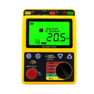SMART SENSOR/希玛仪表 高压绝缘电阻表 AR3123  不支持第三方检定 1台