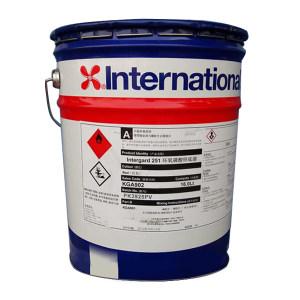 INTERNATIONAL/国际 硅酮高温漆 Intertherm 50 铝色 20L 1桶