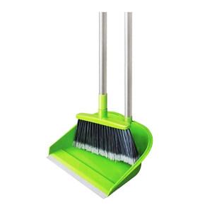 3M 思高易扫净扫把套装 6912504938113 扫把24×98cm+簸箕24×10cm 绿色 PP 1套