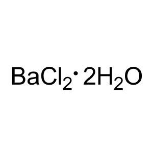 MACKLIN/麦克林 二水氯化钡 B802862-500g CAS号:10326-27-9 AR 99.5% 500g 1瓶