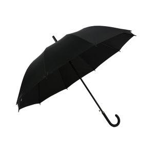 PARADISE/天堂 雨伞 193E 伞面弧度半径700mm 10根伞骨 黑色 1把