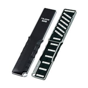 TAJIMA/田岛 超硬板锉刀 1109-0879 270mm 单面细齿色 1把