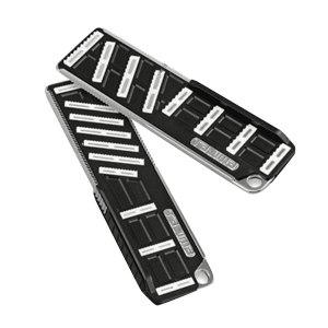 TAJIMA/田岛 超硬板锉刀 1109-0880 180mm 粗细双面齿色 1把
