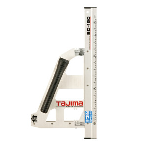 TAJIMA/田岛 SD导向尺 1111-1751 450mm 切断用 1把