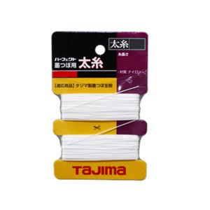 TAJIMA/田岛 尼龙交换线-墨斗用粗线 1010-1923 30M×0.8mm 1个