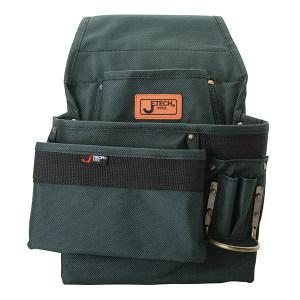 JETECH/捷科 中型三层工具腰包 BA-M1 1只