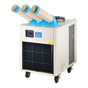 DONGXIA/冬夏 移动式冷气机 SAC-80B 380V/制冷量:8000W(27300BTU) 1台