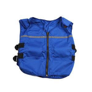KIT/凯壹特 降温背心 304-1 蓝色带反光条 含注水冰袋×25 1套