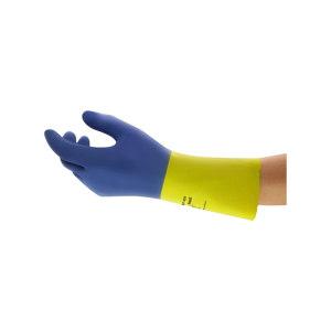 ANSELL/安思尔 ChemiPro天然橡胶手套 2245 9码 1副