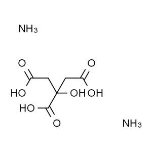 ALADDIN/阿拉丁 柠檬酸氢二铵 A102864-500g CAS:3012-65-5 规格:AR 98% 500g 1瓶