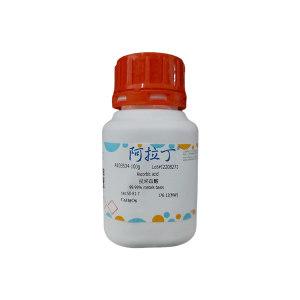 ALADDIN/阿拉丁 抗坏血酸 A103534-100g CAS:50-81-7 规格:99.99% metals basis 100g 1瓶
