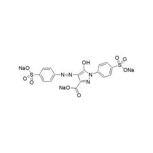 ALADDIN/阿拉丁 柠檬黄 T102075-25g CAS:1934-21-0 规格:>95%(HPLC) 25g 1瓶