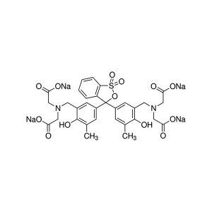 ALADDIN/阿拉丁 二甲酚橙四钠盐 X100265-50g CAS:3618-43-7 规格:AR 50g 1瓶